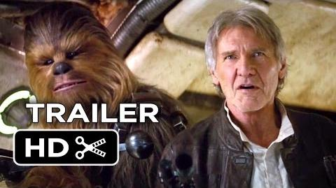 Star Wars Episode VII - The Force Awakens Official Teaser Trailer 2 (2015) - Star Wars Movie HD