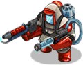 S trooper fire ice front