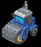 Sw veh steamRoller front