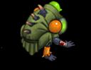 S trooper zombie spitter d back
