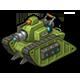 Veh tank laser icon