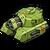 Veh tank heavier icon