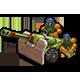 Uniticon-light artillery