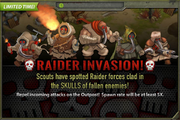 Raider Invasion October 2013
