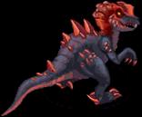 S raptor zombie d back