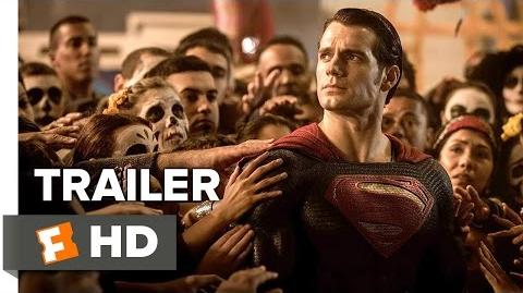 Batman v Superman Dawn of Justice Official Trailer 1 (2016) - Henry Cavill, Ben Affleck Movie HD