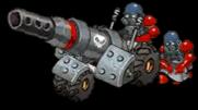 Heavyartillery front