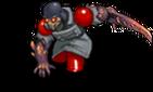 S trooper zombie ninja 40