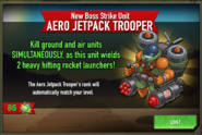 Aero trooper