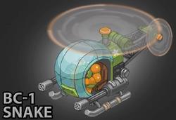 BC-1 Snake