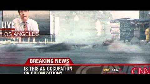 FAKE News From CNN in Battle Los Angeles 2011 is TRUE
