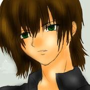 Sketchy anime boy by Shapias-1-