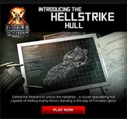 Hellstrike Email Ad