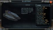 Destroyer Blueprint