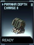 Pirana depth charge