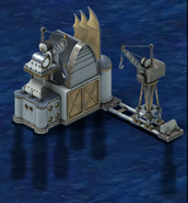 Old Shipyard In-Game Appearance