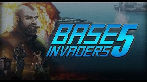 Base Invaders V