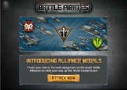 Alliance Medals - Introduction Ad - Email Notification