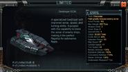 Destroyer ECM Stats