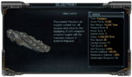 Atlas Carrier Stats