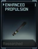 Enhanced Propulsion 1