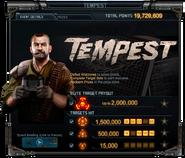 Tempest Event Details