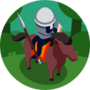 Icon command cavalry