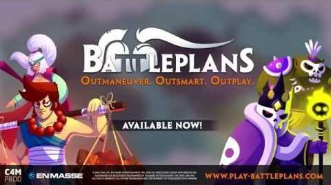 Battleplans - Gameplay Trailer