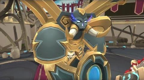 "Battlerite Champion Preview Varesh ""The Eternal"""