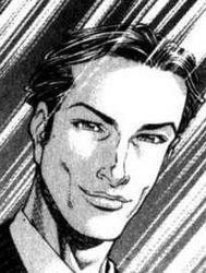 Kazuo's Father (Manga)