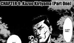 Kazuo Kiriyama (Chapter Part One