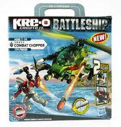 Kre-O Battleship Combat Chopper PKG