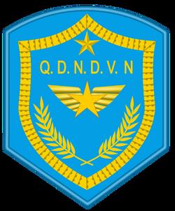 Vietnam People's Air Force Emblem 1