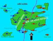 Temp map