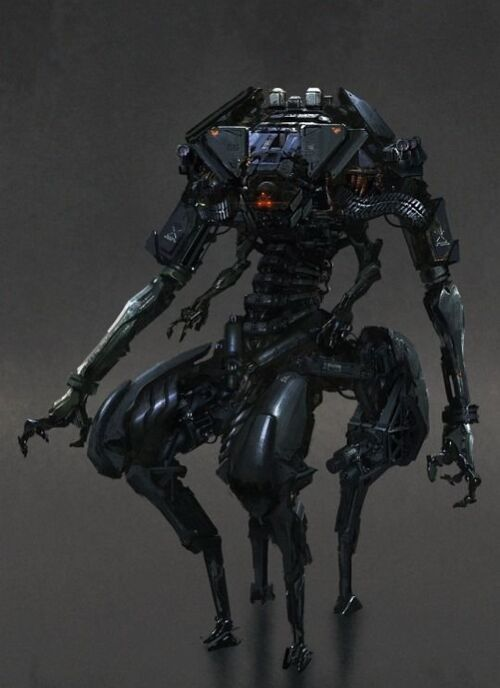 GD-series robot