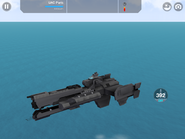 Paris-class Heavy Frigate (FFG)