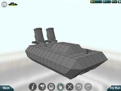 HMS Backbiter