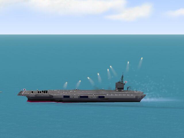 File:Nimitz-Class Supercarrier .jpg