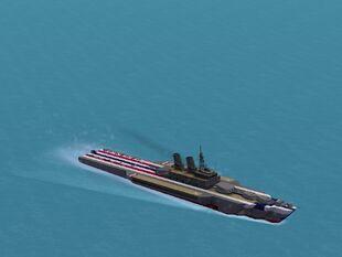 USS Freedom III