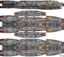 Battlestar Prometheus (Jupiter Class)