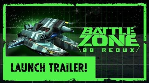Battlezone 98 Redux - OUT NOW - Official Steam Launch Trailer!