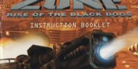 Battlezone: Rise of the Black Dogs Manual