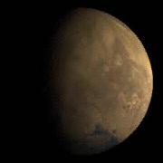 Mars render