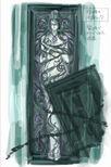 Bayonetta In The Coffin