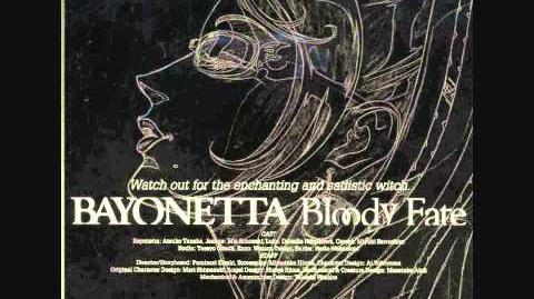 Bayonetta Bloody Fate OST 45 One Of A Kind (Bloody Fate Version)
