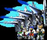 Star Mercenary guns