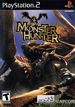 File:Monster Hunter Coverart.png