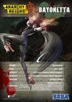 Stat Card Bayonetta