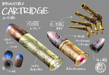 Bayo 2 - Bullet Cartridges