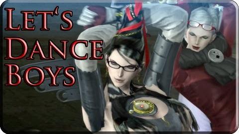Let's Dance Boys! - Dance Video